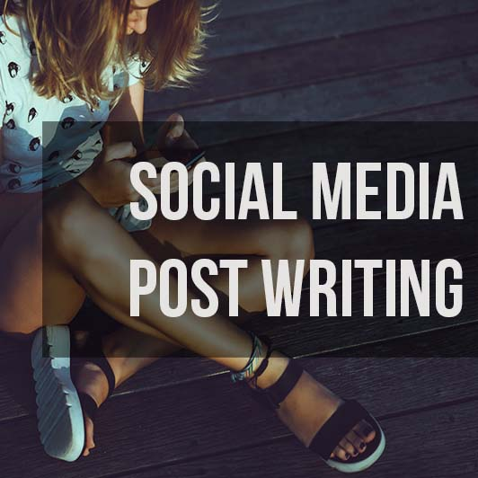 Social Media Post Writing