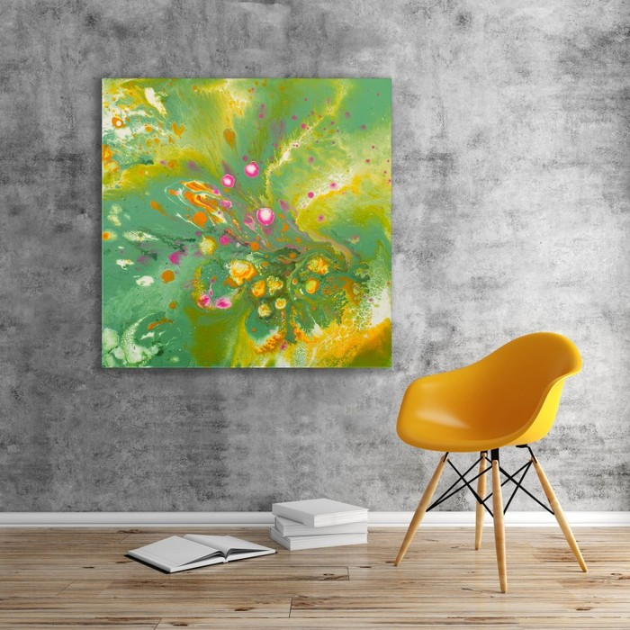 Art2Arts Showcases Huge Selection of Contemporary Artwork to Add 'Greenery' to Stylish Homes