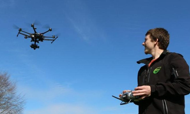 CAA Approved Drone Training Academy Re-iterates Why It's Important to Hire a Certified Drone Operator