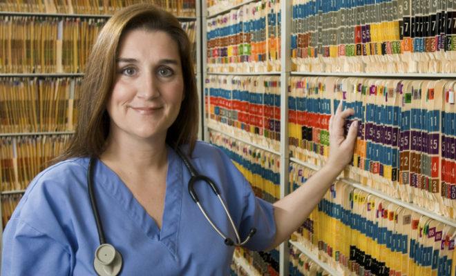 Could bulk patient record digitisation kick-start better digital practices in healthcare?
