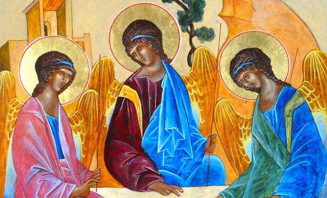 Icon-writing masterclass comes to New York