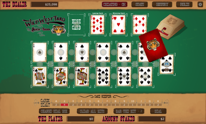 Iconic card game from Wild West era makes comeback as a new app!