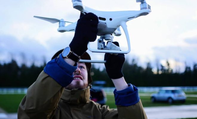 Should Drones Be 'Left To The Professionals'?