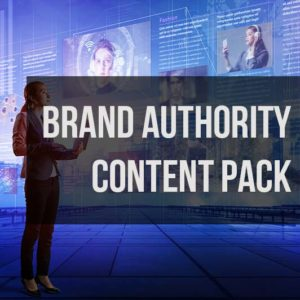 PR and Brand Authority Content Pack