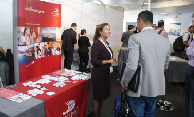 Adventurous jobseekers given unique opportunity to meet with hiring cruise companies at The Cruise Job Fair