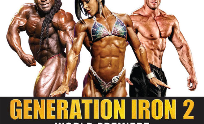 Premiere of Hotly Anticipated Film, Generation Iron 2 to take place at Bodypower Expo