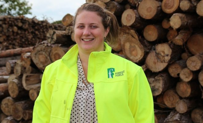Forest Fuels employee finalist in British Renewable Energy Awards
