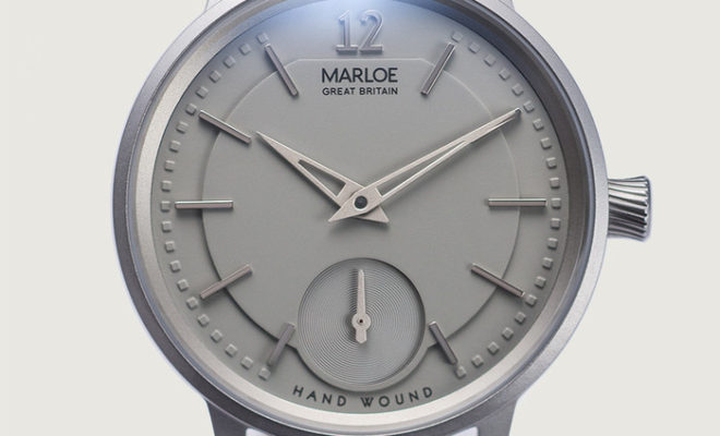 Marloe Watch Company Turns the Clock Back to Timeless Design