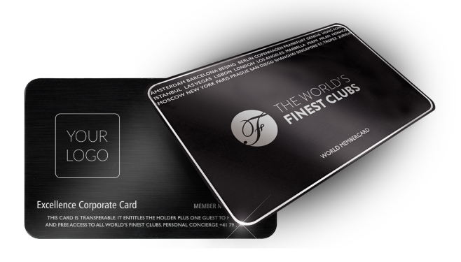 World's Finest Clubs' Exclusive Membership Card Is 'Insider's Secret' For Corporate Connections