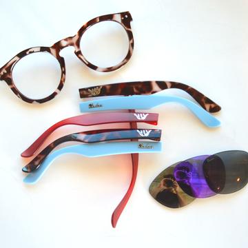 Hawaiian Luxe Eyewear Brand Debuts Stylish Individual Aesthetic for SS17