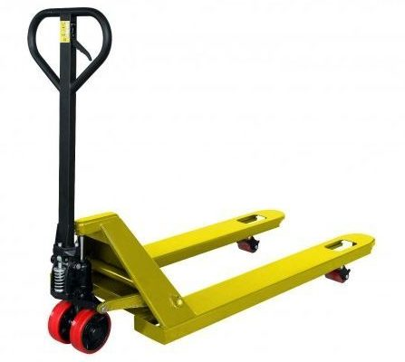 How Mini Pallet Trucks Can Have a Big Impact