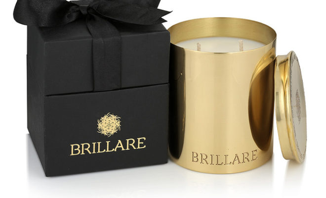 Luxurious Candles Bring Brass Trend and Stunning Fragrance into Australian Homes