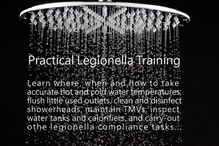 Launch of New Training Course from Legionella Experts Brings Essential Skills In-House