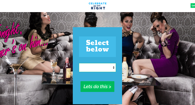 Party Experts Celebrate Just Right Launch New Site in Time For Summer