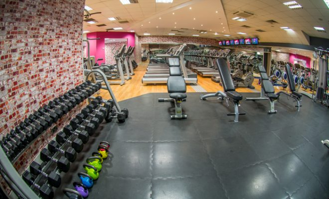 247 FITNESS REOPENS AFTER IMPRESSIVE REFIT