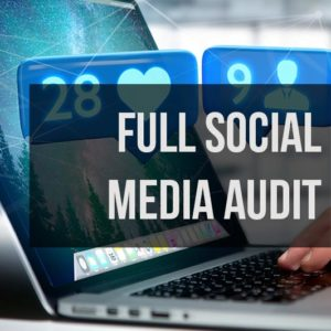 Full Social Media Audit