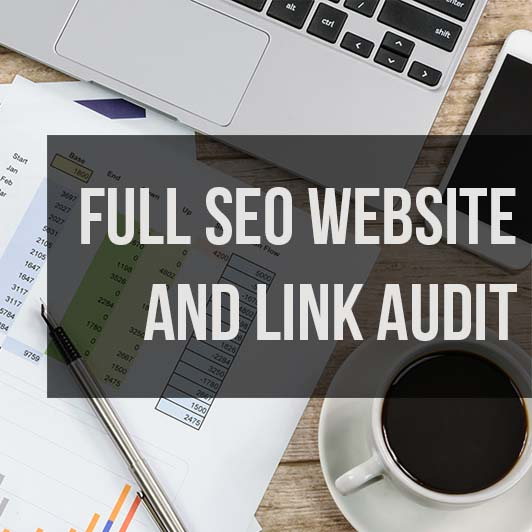 Full SEO and Link Audit
