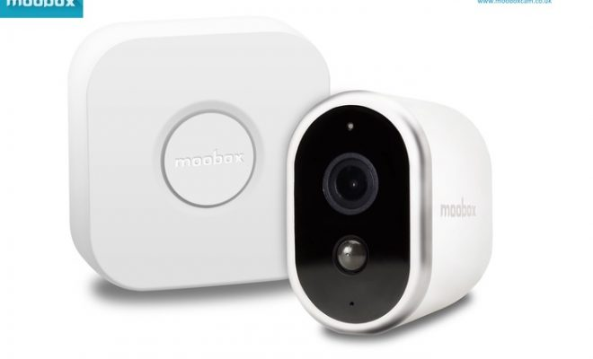 A home security camera that sets you free