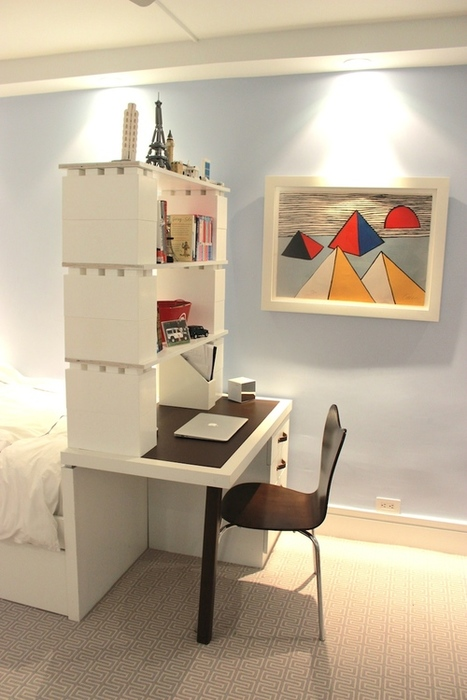 Modular Building Blocks Offers Cost Effective Interior Design Solutions This Spring