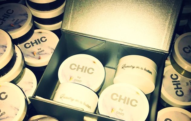 Pure, organic and naturally sublime skincare line CHIC by DMO launches with luxury in the detail