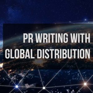 PR with Global Media Distribution