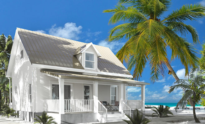 BAUHU LAUNCHES NEW RANGE OF LUXURIOUS, ENVIRONMENTALLY CONSCIOUS MODULAR HOMES FOR THE HURRICANE-PRONE CARIBBEAN