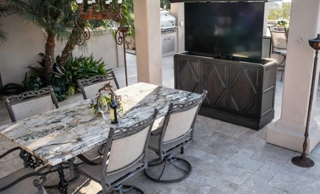 Cabinet-Tronix Launches Three New Designer Outdoor Styles