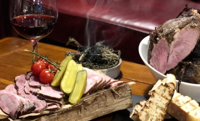 Twickenham Restaurant Salt Flakes Taps into 'Smoking' Hot Trend with House Made Charcuterie