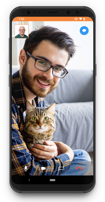 Ground-breaking new videoVet service allows pet lovers to make informed decisions on pet health remotely