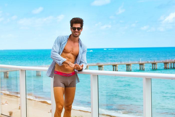 Innovative underwear brand urges British men to take better care of their 'equipment'