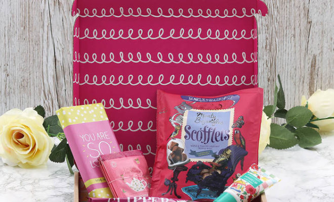 Leading Gift Retailer Launches New 'Letterbox' Hampers Just In Time For Christmas