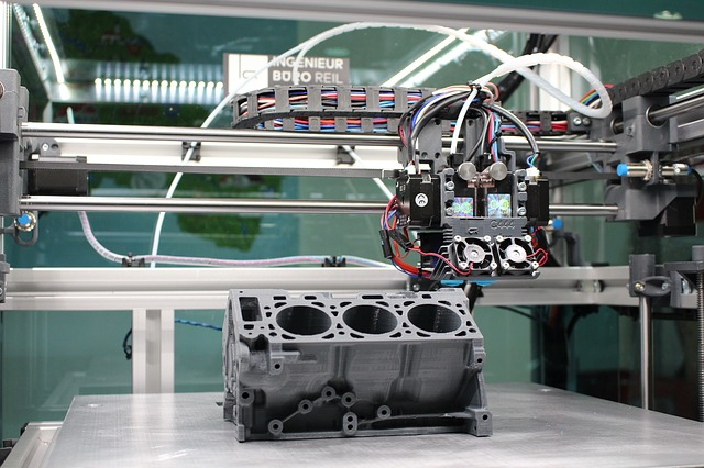 Focus on Safeguarding in 3D Manufacturing Future, Say Materials Handling Experts