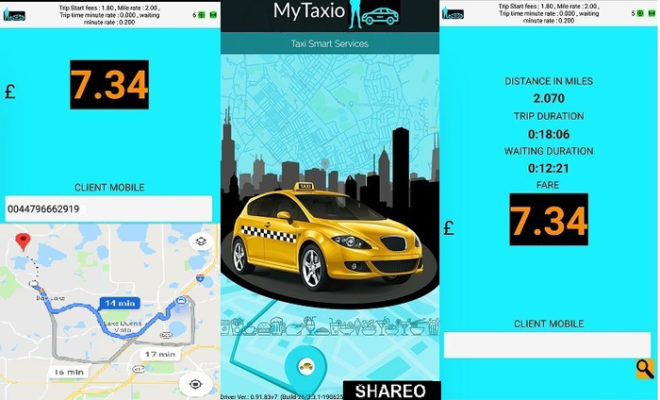Hailing a taxi made easier with next generation app launch from Mytaxio
