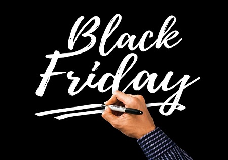 Start Preparing Now For Black Friday, Say Materials Handling Experts
