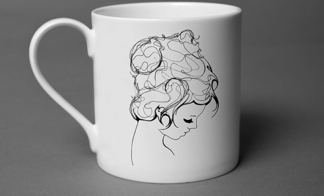 Award-Winning Illustrator Announces Launch of New Homewares Collection