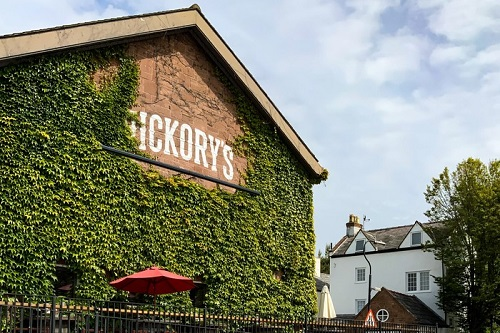 KERS Energy Reduction Solutions to be Rolled Out Across 9 Hickory's Smokehouse Sites