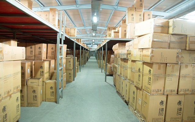 Stockpiling 'Far From Over' Says UK Warehousing Experts
