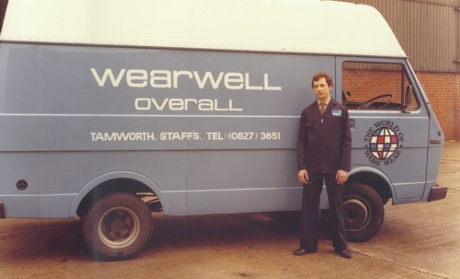 Operations Director Bows Out After 43 Years of Service at Wearwell