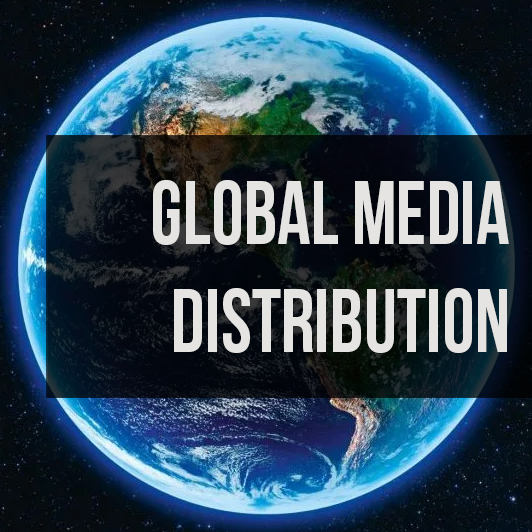 Global media distribution