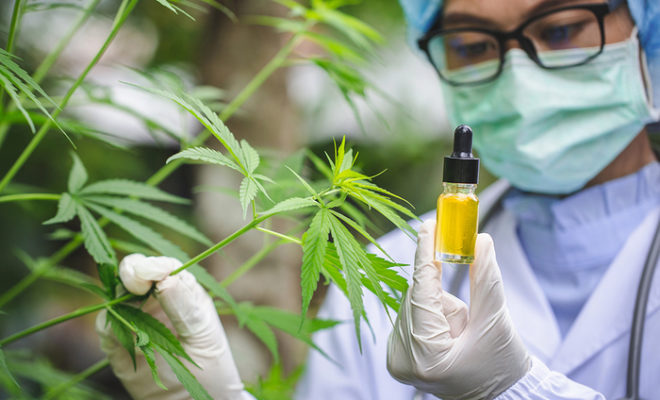 US Beauty Manufacturer Brings Certified CBD Products to Global Brands