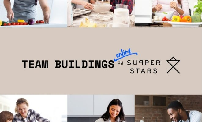 SUPPER STARS Invites Businesses to Cook Up Their Online Team Morale with New Launch