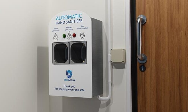 UK Company Uses Bio-Security Tech to Keep Workplaces Secure as Restrictions Ease