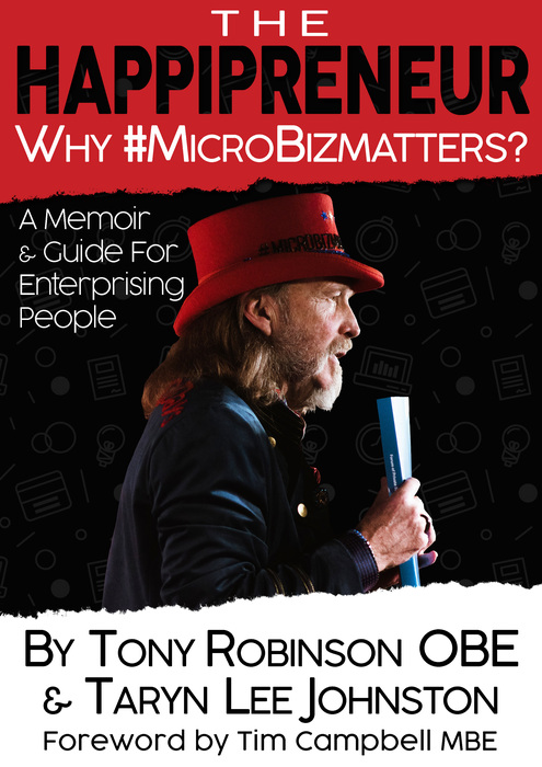 MicroBiz Champion Dedicates New Book Release to 3M #ExcludedUK