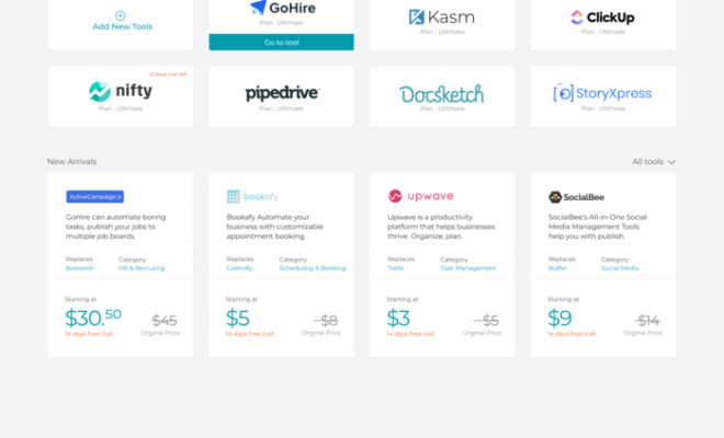 Y Combinator Startup Launches World's First Business Software App Store