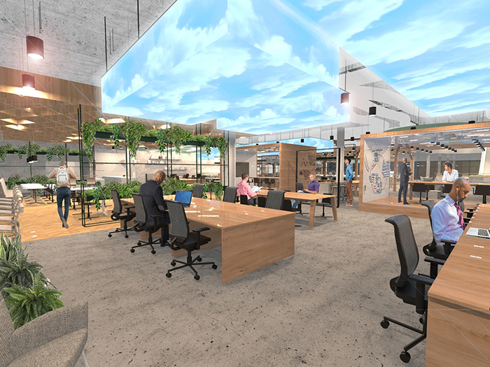 incspaces Announces New Work Lifestyle Concept For Work From Near Home Market In 2021