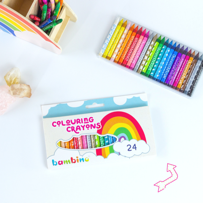 Bambino Crayons launches new clay-based collection to aid mindfulness for the whole family