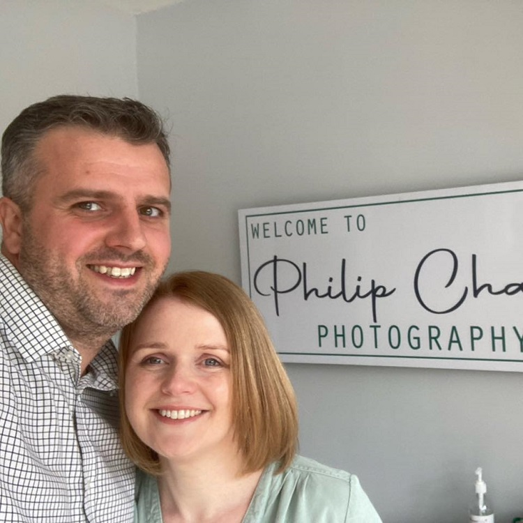 Family-run Warwickshire photography business celebrates 10 years in business